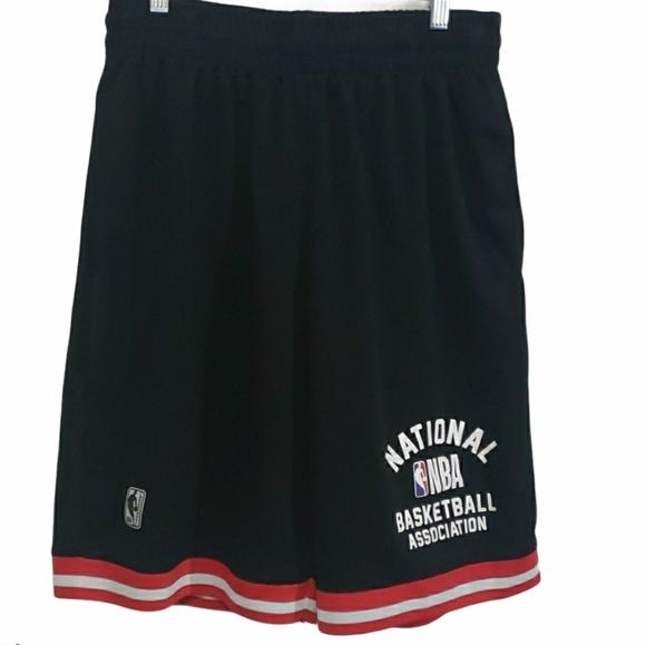 NBA Basketball Drawstring Shorts